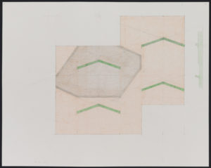 """Study for Untitled (11-01)"" 2011"