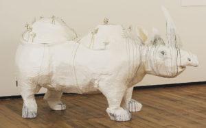 """""""Rhinoceros"""" 2006"""