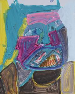 """""""Portrait #1"""" 2013"""
