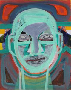 """""""Portrait #2"""" 2013"""