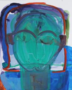 """""""Portrait #6"""" 2013"""