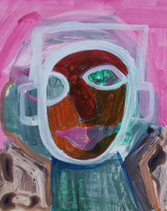 """""""Portrait #8"""" 2013"""
