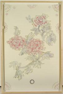 """Rose Peony #5"" 2004"