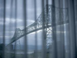 """""""Astoria Bridge,"""" 2011"""