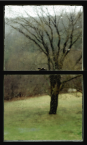 Rain Window V, 1989,