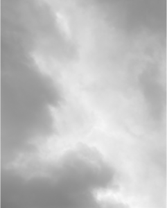 Greyscape (Moving Clouds), 1991,