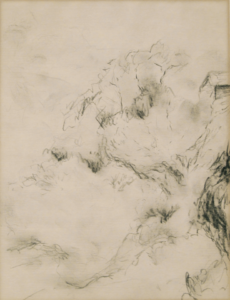 Untitled (Dunes with House), 1953