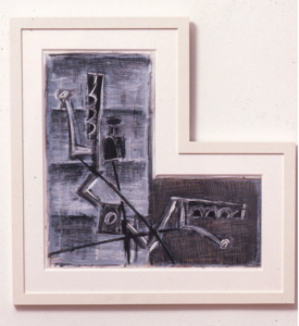 Bicycle at Side of House, 1987