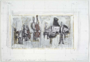 Study for Musicians, July 1, 1999