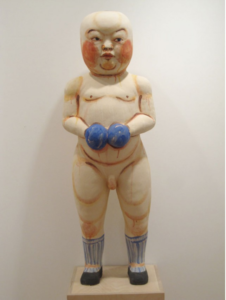 Boy With Black Shoes, 2011