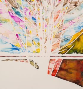 """Seward Park No. 1"" 2014"