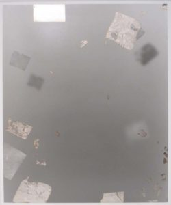 """Silver Print (For Herschel)"" 2007"