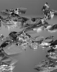 """Silver on Mirror (Man Ray)"" 2009"