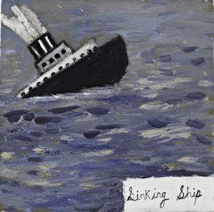"""""""Sinking"""" 2012"""
