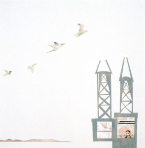 """The Blue Cranes"" 2004"