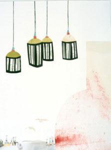 """The Lanterns II"" 2004"