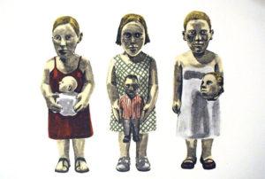 """Three Sisters"" 2007"