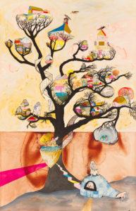 """""""Treehouse no. 1"""" 2012"""