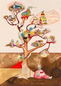 """""""Treehouse no. 2"""" 2012"""