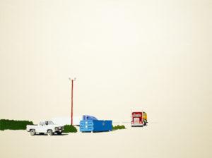 """""""Truck Stop"""" 2008"""