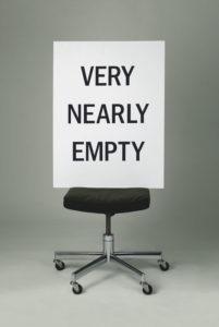 """Very Nearly Empty"" 2004"