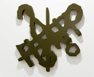 """Symbol Combo (Dark Olive)"" 2007"