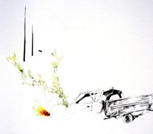 """Arson #11"" 2006"