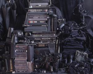 All my things/Black, 2004