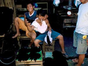 """""""Black Market (Boys Market)"""" 2005"""