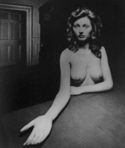 """Micheldever (Nude), Hampshire"" 1948"
