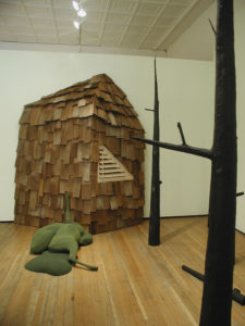 """Untitled (Shack)"" 2006"
