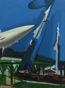"""Space Rocket"" 2012"