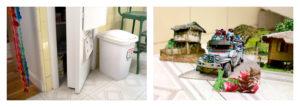 """Kitchen/Jeepney Ride"" 2007"