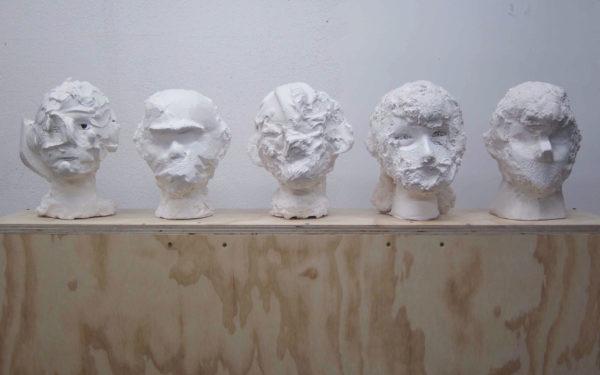 "Rachelle Rojany, ""Heads"""