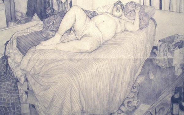 """Geoffrey Chadsey: """"Drawings"""""""