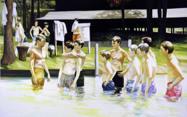 """Marcelino Gonçalves: """"New Paintings"""""""