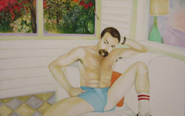 """Marcelino Gonçalves: """"Free Mustache Rides"""""""