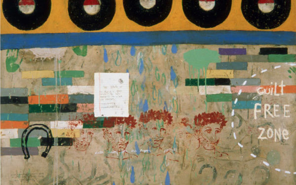 "Squeak Carnwath: ""Primary Research"""