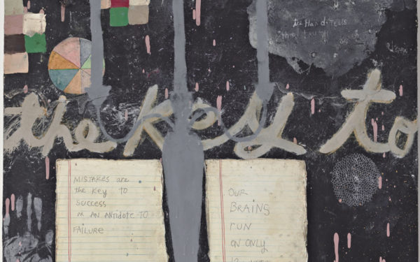 "Squeak Carnwath: ""Here Is"""