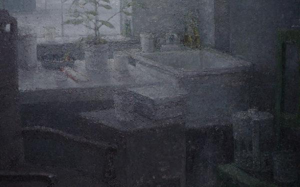 """Eric Elliott, """"New Paintings"""""""