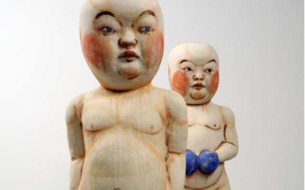 "Akio Takamori: ""Boys"""