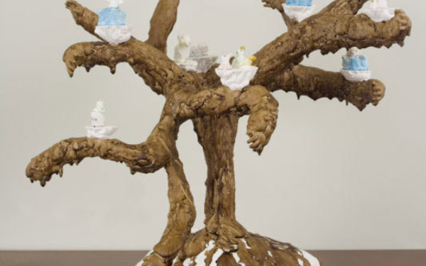 "Claire Cowie: ""Tree"""