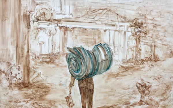 Mary Ann Peters: traveler