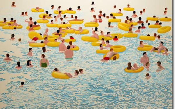 "Scott Foldesi: ""New Paintings"""