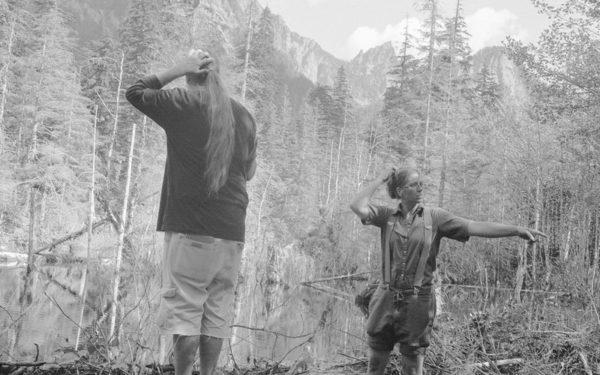 "Glenn Rudolph: ""North Cascades"""